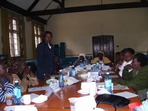 Nairobi Jua Kali Women Leaders' Forum