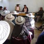 Reunión de subcentral Khuluyu